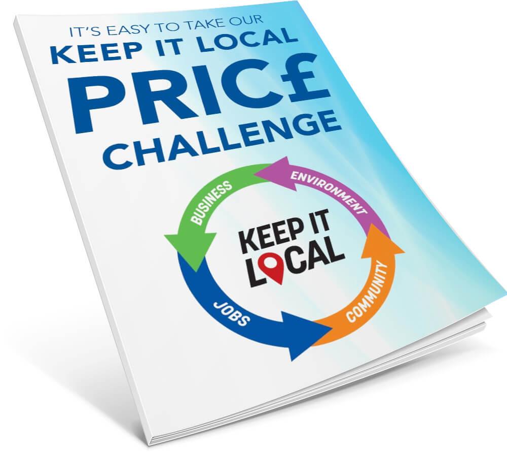 Local Price Challenge