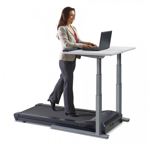 Treadmill and Bike Desks