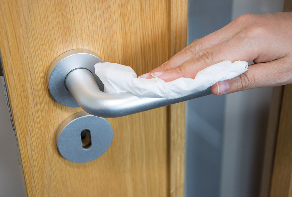 Cleaning Doors image