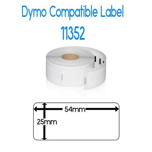 EasyOffice Dymo 11352 Compatible Labels