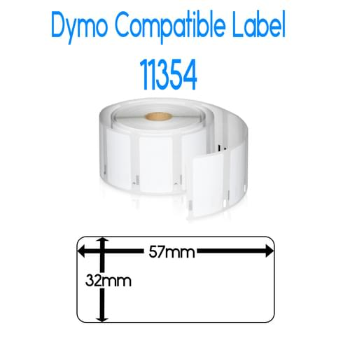 EasyOffice Dymo 11354 Compatible Labels