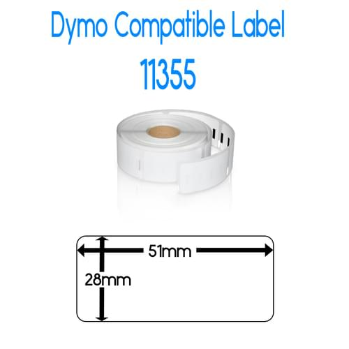 EasyOffice Dymo 11355 Compatible Labels
