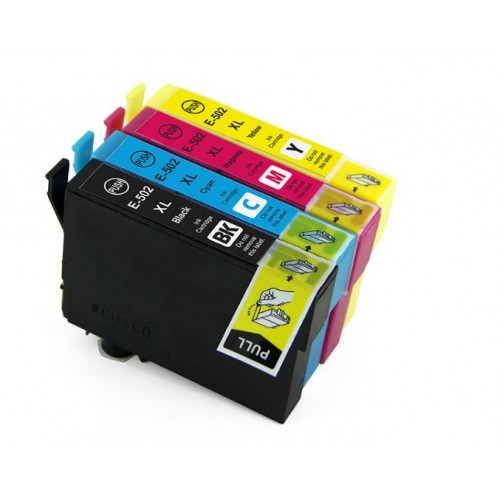 EasyOffice Compatible Epson 502XL Multi-Pack Ink Cartridges