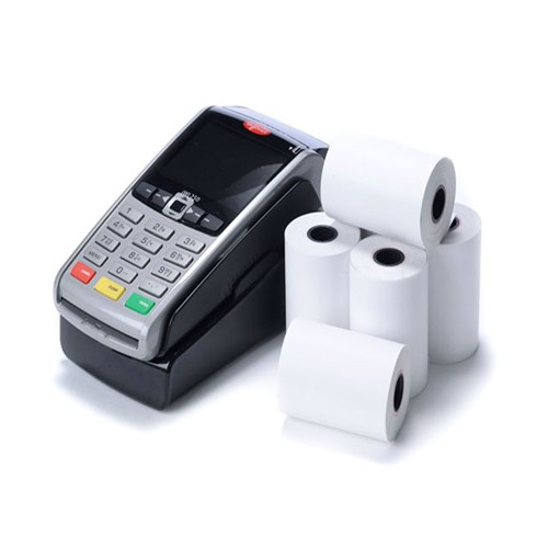 57mm x 40mm x 12.7mm Credit Card Machine Rolls