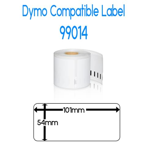 EasyOffice Dymo 99014 Compatible Labels
