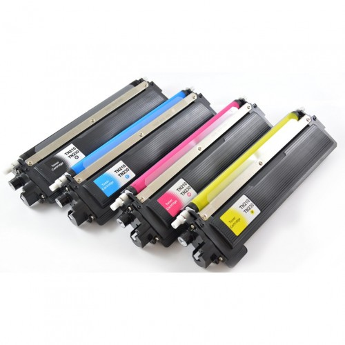EasyOffice Brother TN230 Compatible Toner Cartridge - 4 Pack