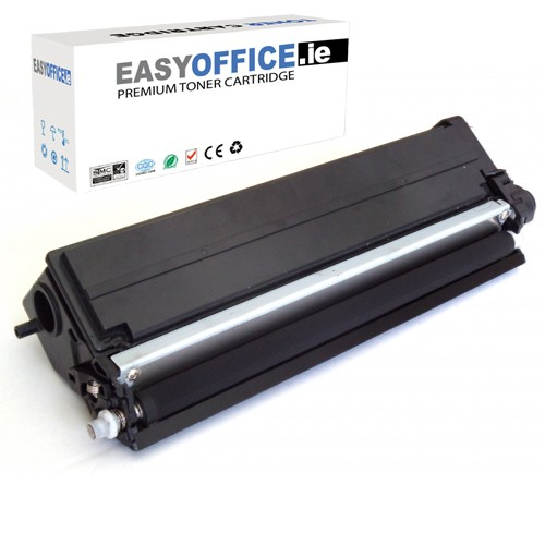 EasyOffice Brother TN423B - Black High Yield Compatible Toner Cartridge