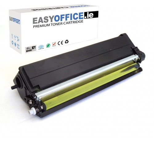 EasyOffice Brother TN423Y - Yellow High Yield Compatible Toner Cartridge