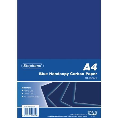 x 10 Carbon Paper
