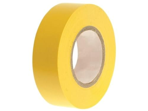 Electrical Tape 19mm x 20m Yellow