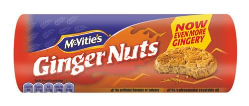 McVitie's Ginger Nuts Pk 12