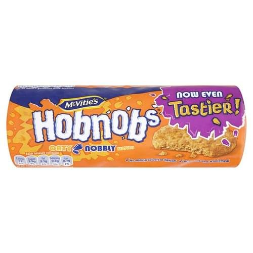 McVities HobNobs Pk12