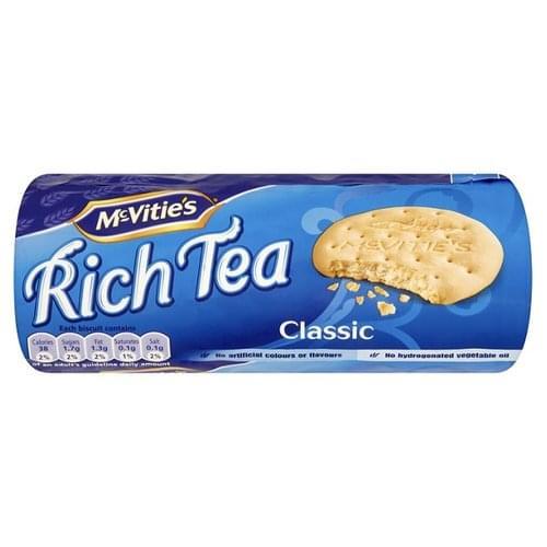 McVitie's Rich Tea Classic PK 12