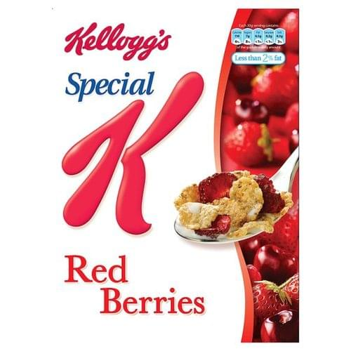 Special K Red Berries Pk6