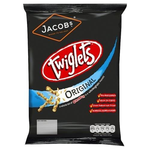 Twiglets Mini Bags Pk12