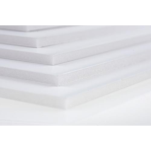 *SINGLE* WHITE FoamBoard 10mm - (A0) 841 x1188