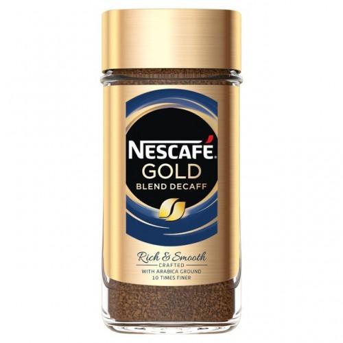 Nescafe Gold Blend Coffee, Decaffeinated 200g
