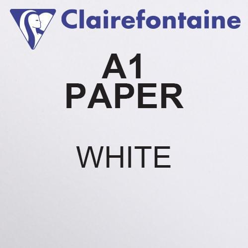 Maya A1 White Acid Free 120gsm Paper 594 x 841mm PK50