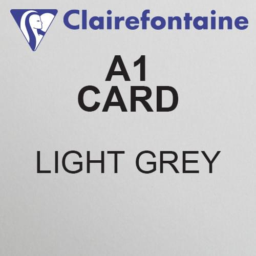 Maya A1 Light Grey Acid Free 270gsm Card 594 x 841mm  PK25