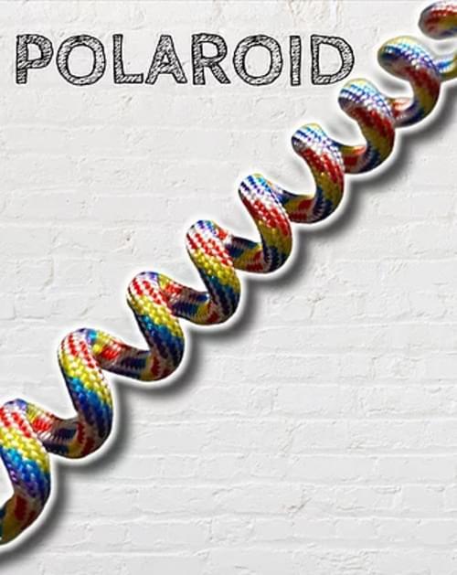 Polaroid Radio Covert - Mushroom Tip