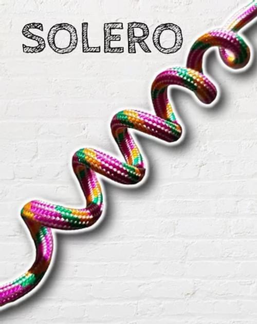 Solero Radio Covert - Mushroom Tip