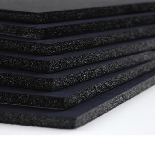 FOAMBOARD 5mm A3 BLACK/BLACK