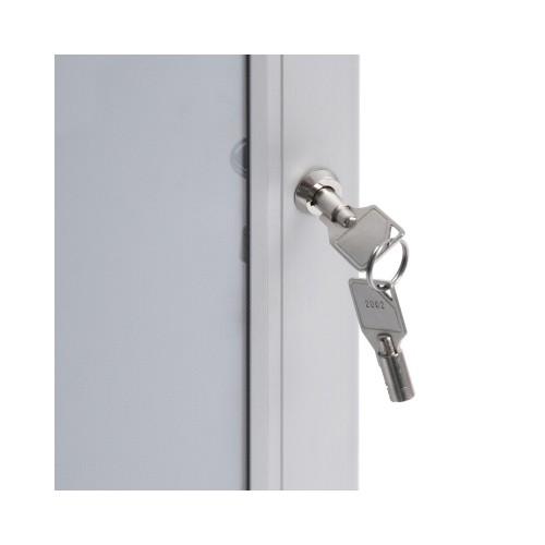 Exterior Lockable Poster Case