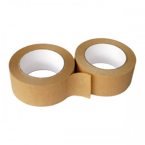 *SINGLE* Paper kraft packaging tape - 50mm x 50m