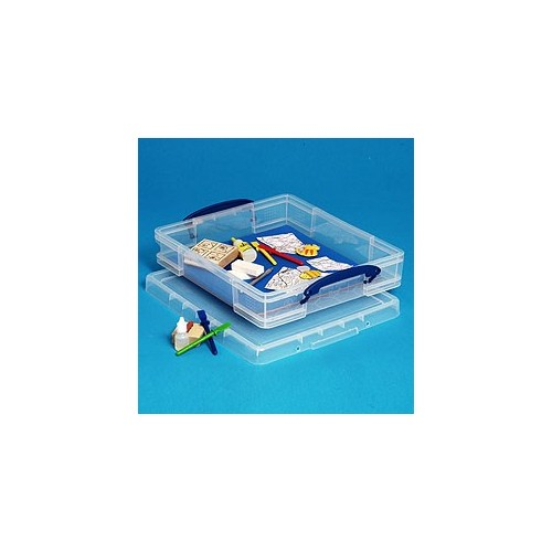 Really Useful Box 7 Litre Clear Box