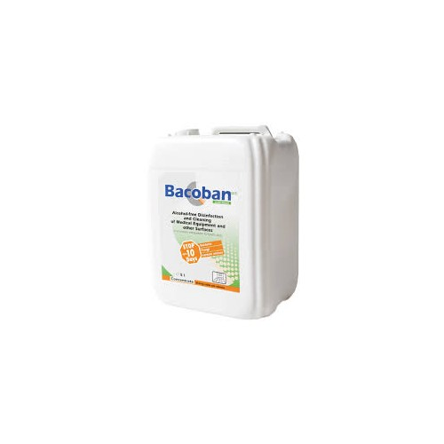 Bacoban Concentrate Disinfectant (5L)