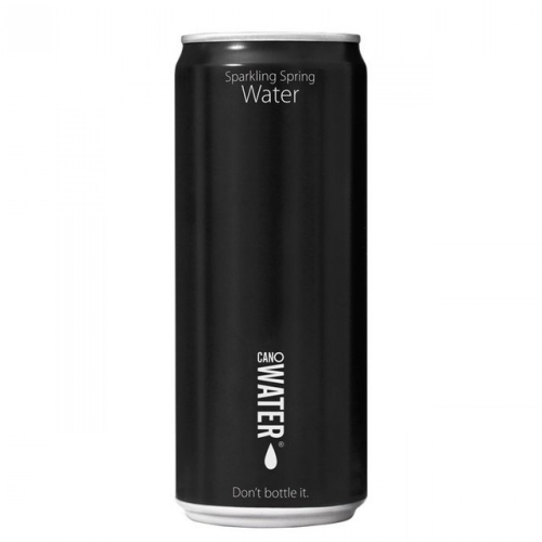 CanO Water Sparkling 330ml Ringpull