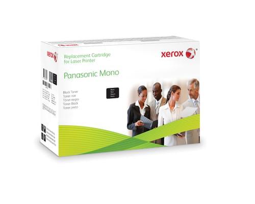 Xerox Replacement Panasonic Black Toner Cartridge - 8000 Page Yield - Replaces UG-3380