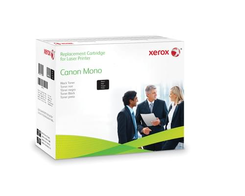 Xerox Replacement Canon Black Toner Cartridge - 2700 Page Yield - Replaces FX3 (1557A002)