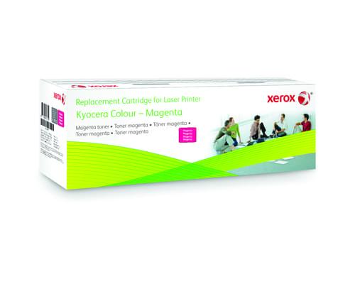 Xerox Replacement Kyocera Magenta Toner Cartridge - 4100 Page Yield - Replaces TK-580M