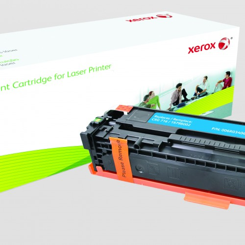 Xerox Replacement Canon Magenta Toner Cartridge - 1600 Page Yield - Replaces CRG-716M (1978B002)