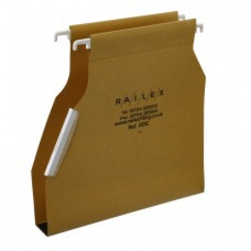 Railex Lateral Suspension Busy Pocket - 221C Pack of 50