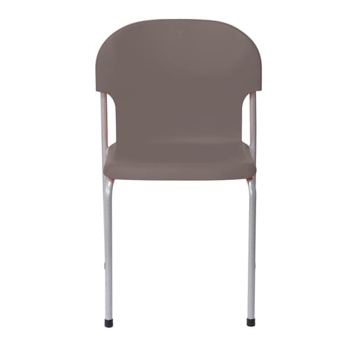 Metalliform Chair 2000 Modern Style Classroom Chair - 260mm High 3-4 Years - Charcoal
