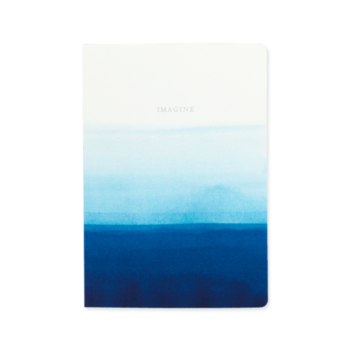 Serenity A5 Deluxe Notebook - Imagine