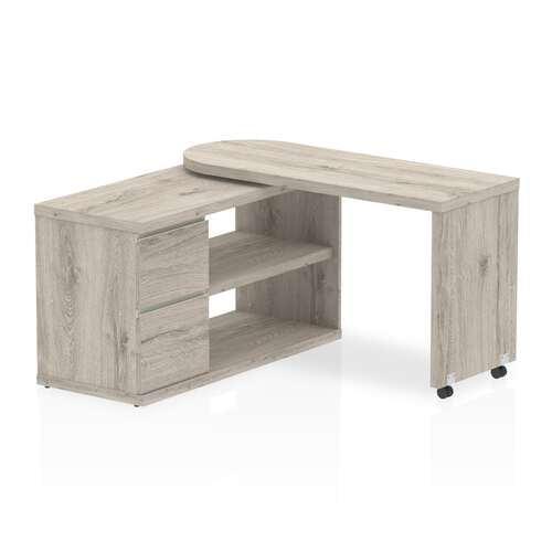 Fleur Smart Storage Desk Flexible Configuration