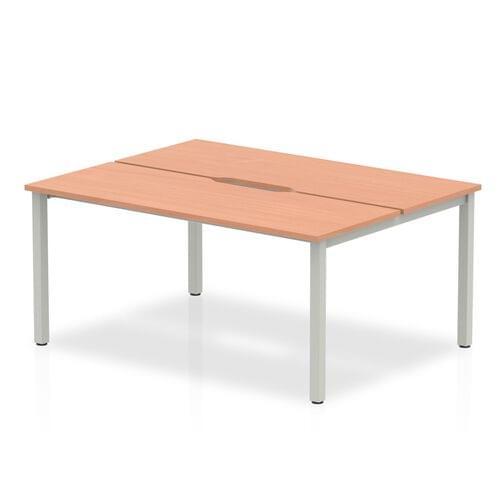Evolve Plus Back To Back Bench Desk