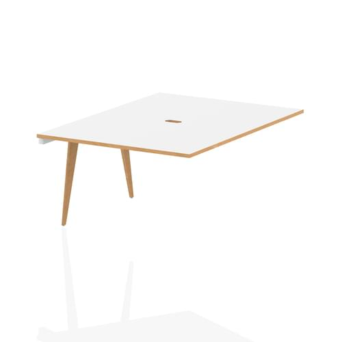 Oslo Back To Back Bench Desk Extension Kit