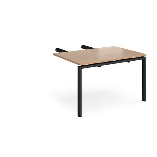 Adapt Bench Desk Single Back to Back Add-On Unit