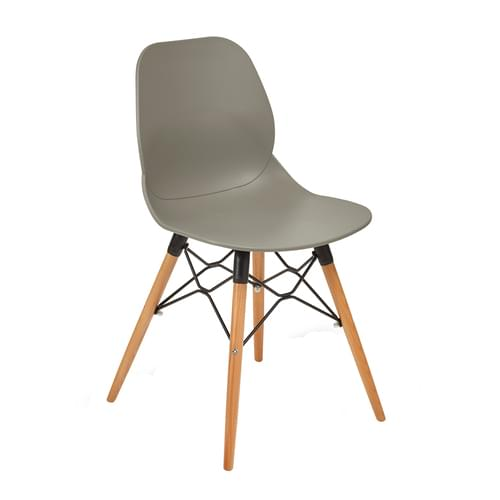 Strut Multi-Purpose Chair With Natural Oak Frame