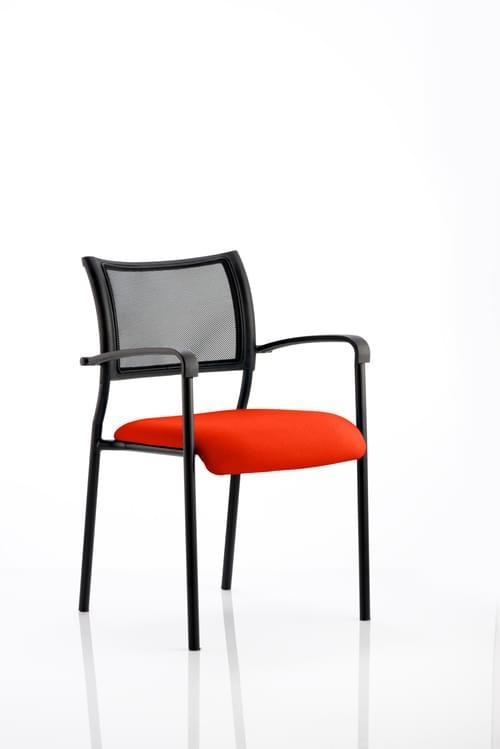 Brunswick Bespoke Visitor Chair Mesh Back