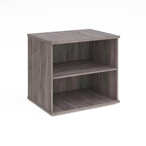 Deluxe desk high bookcase