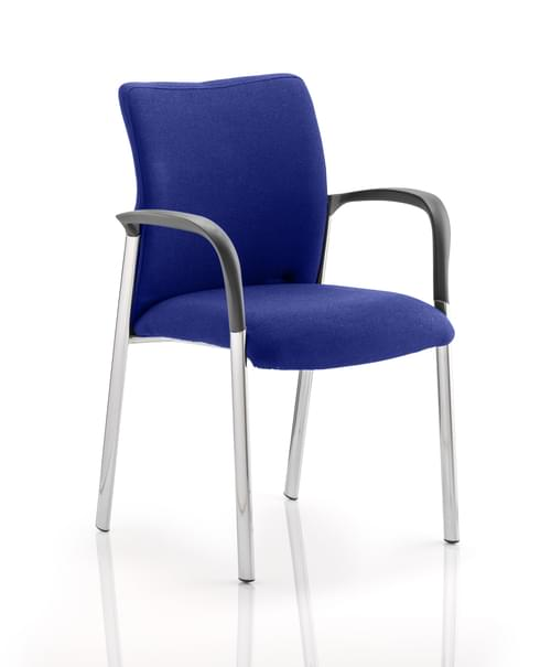 Academy Bespoke Conference Chair Colour Fabric Back