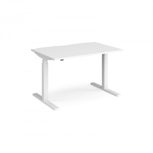 Elev8 Touch Sit-Stand Height Adjustable Desk 800mm Deep
