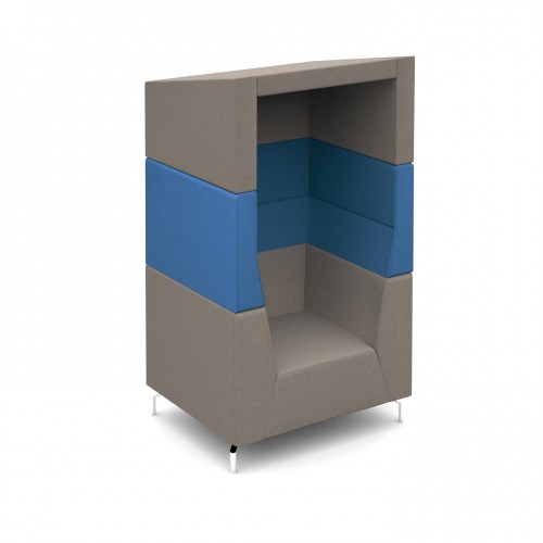 Alban Top single seater chair with canopy - made to order