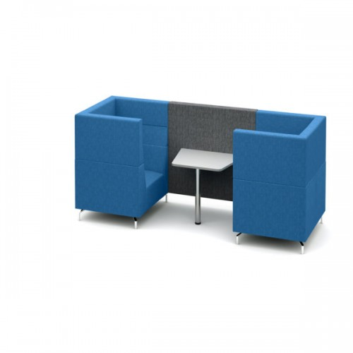 Alban Pod 2 person medium sized meeting booth - made to order