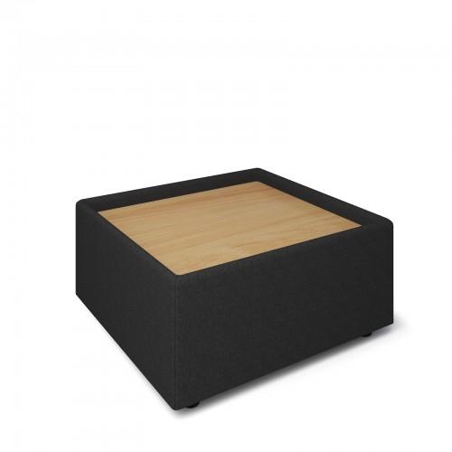 Alto Modular Reception Seating Table Unit